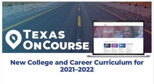 New College and Career Curriculum for 2021-2022