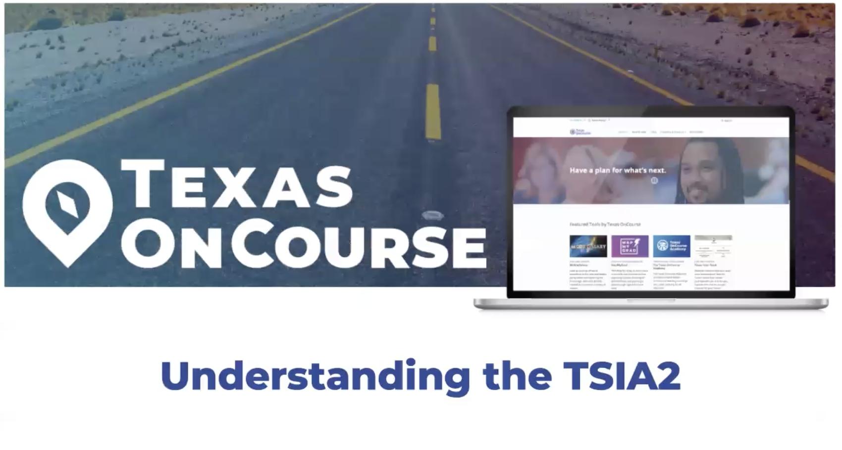 Understanding the TSIA2