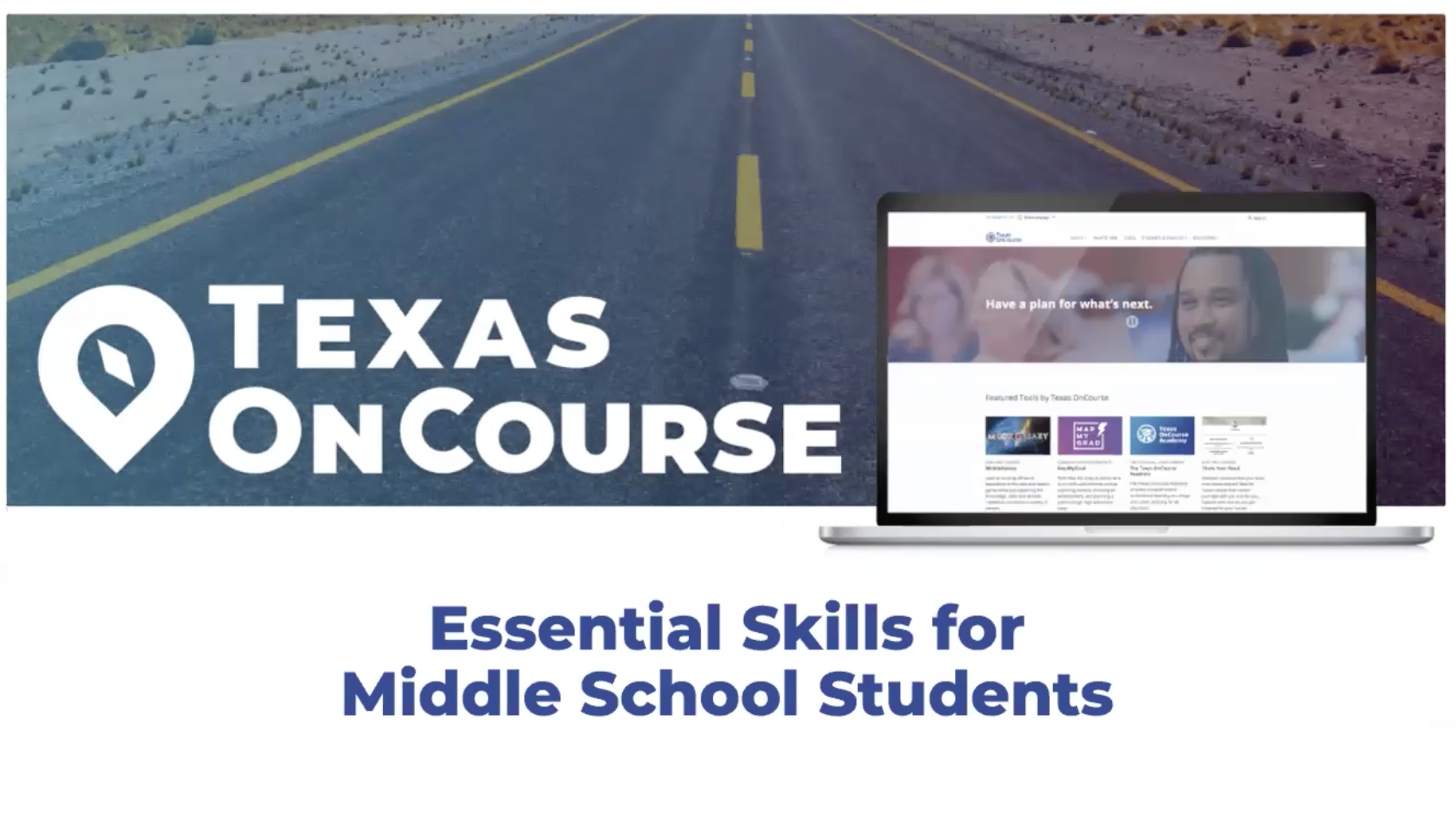 Essential Skills for Middle School Students