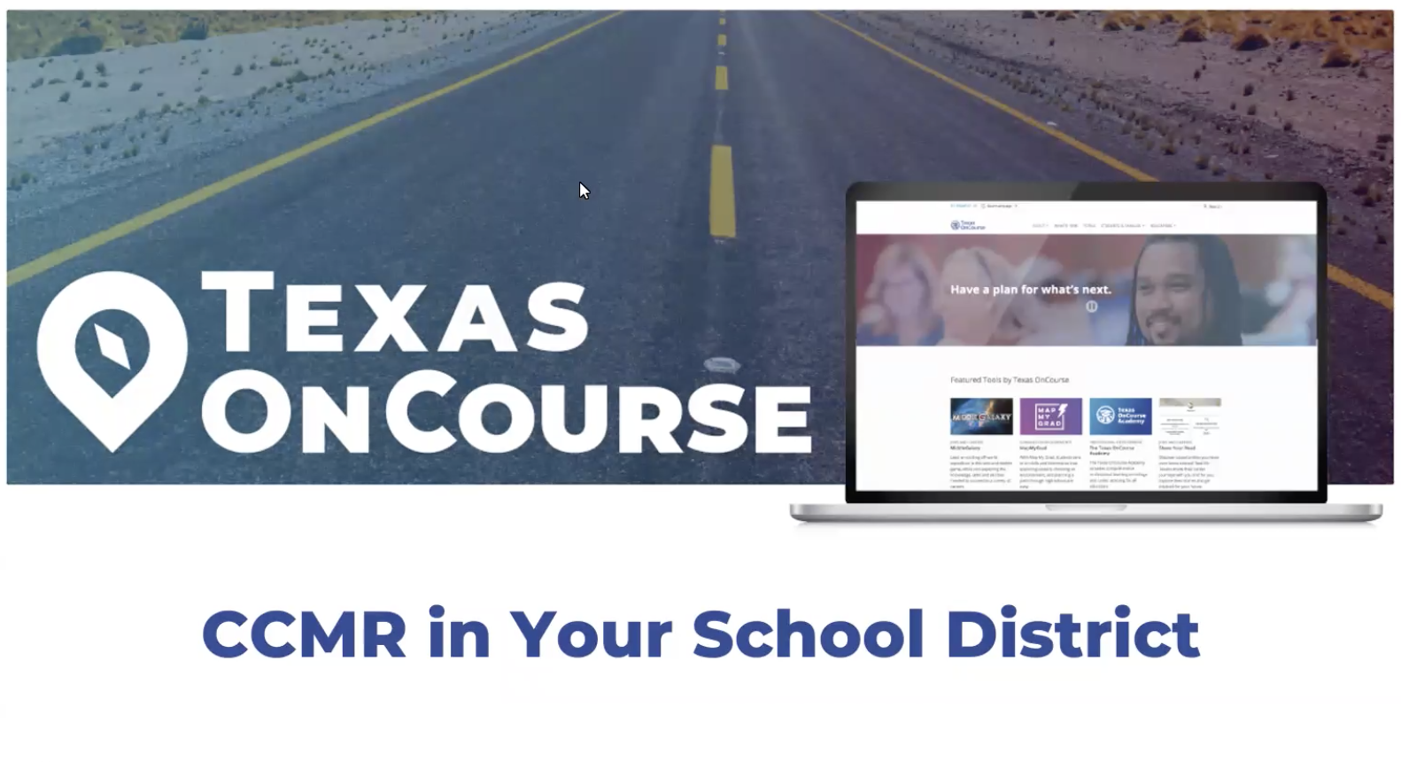CCMR in Your School District